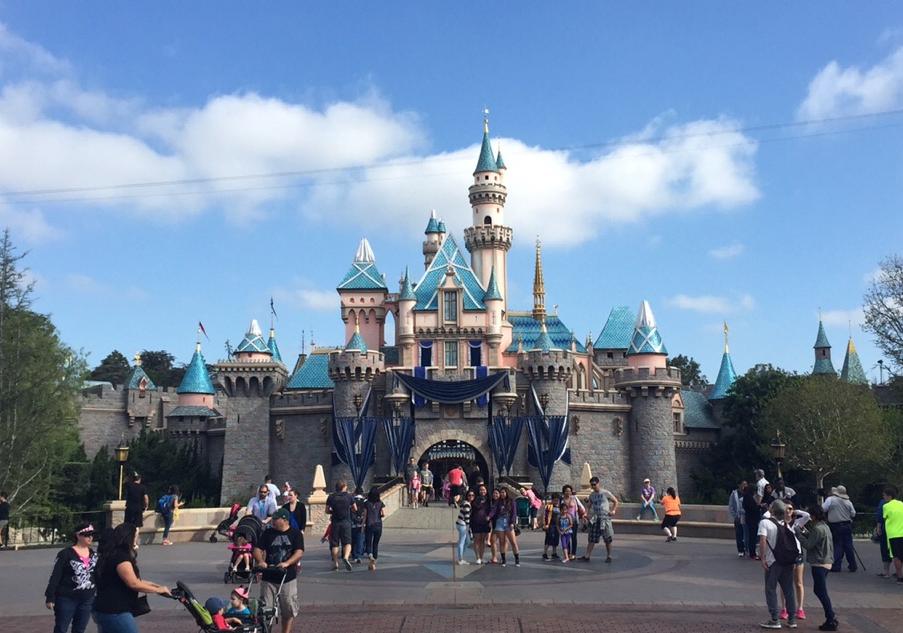 Spring Break with Disney