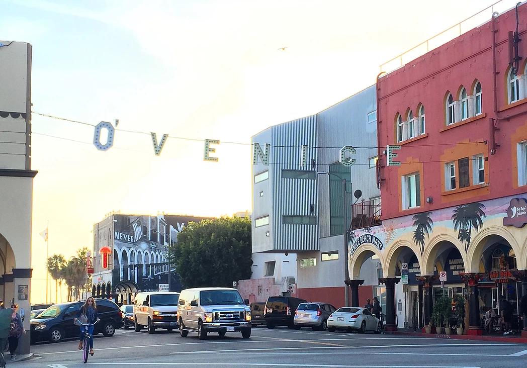 Los Angeles Getaway