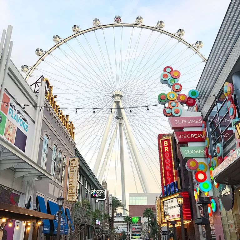 Top Instagrammable Places in Vegas