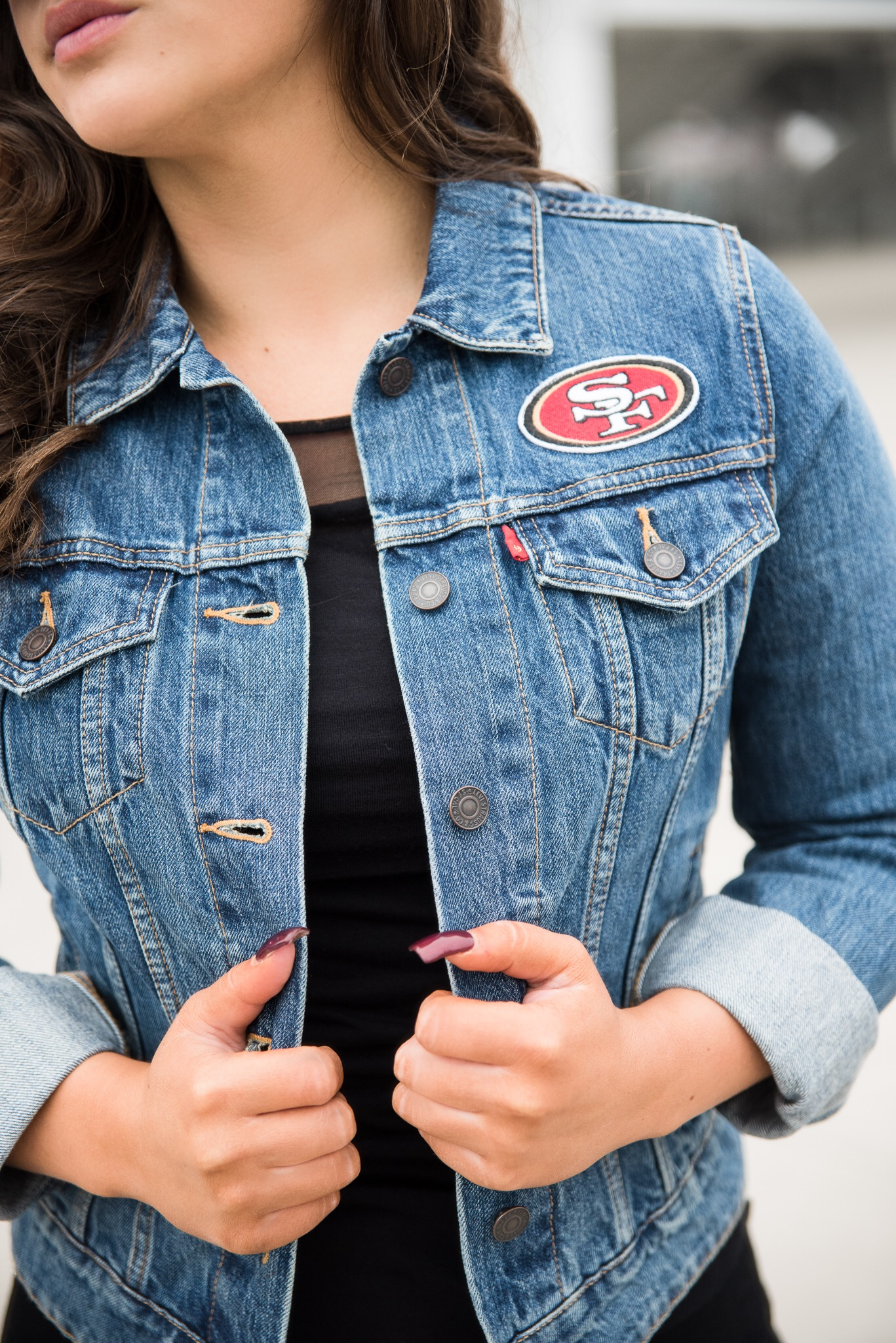 sf 49ers outfit