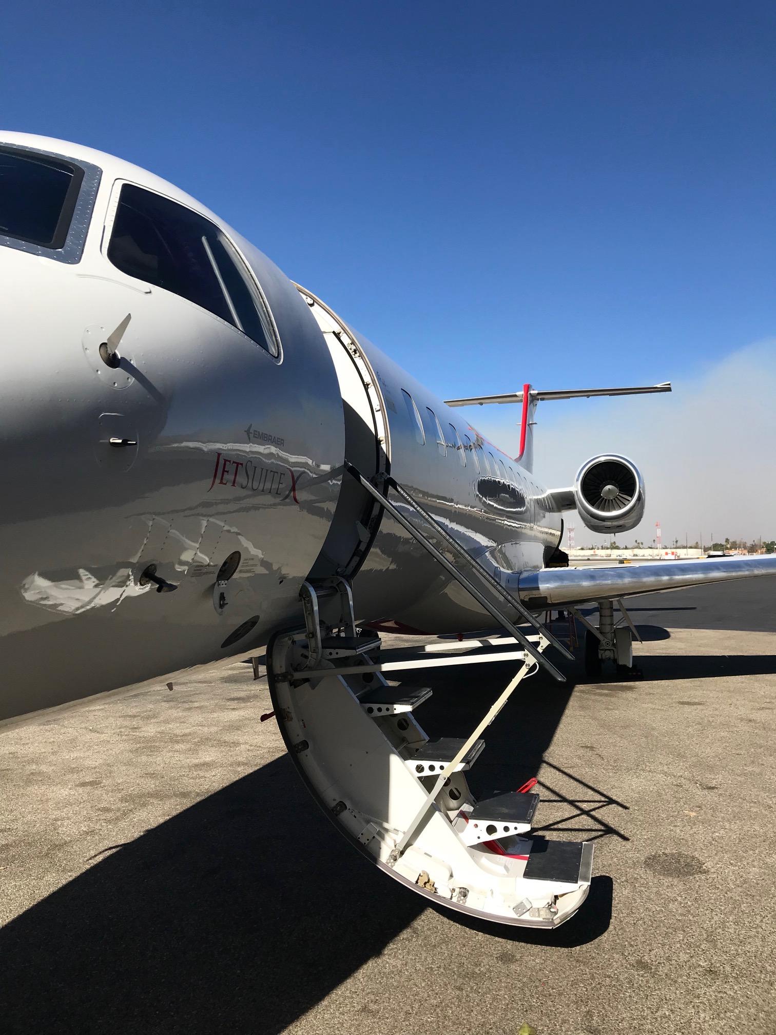 JetSuiteX - Beyondcasualb