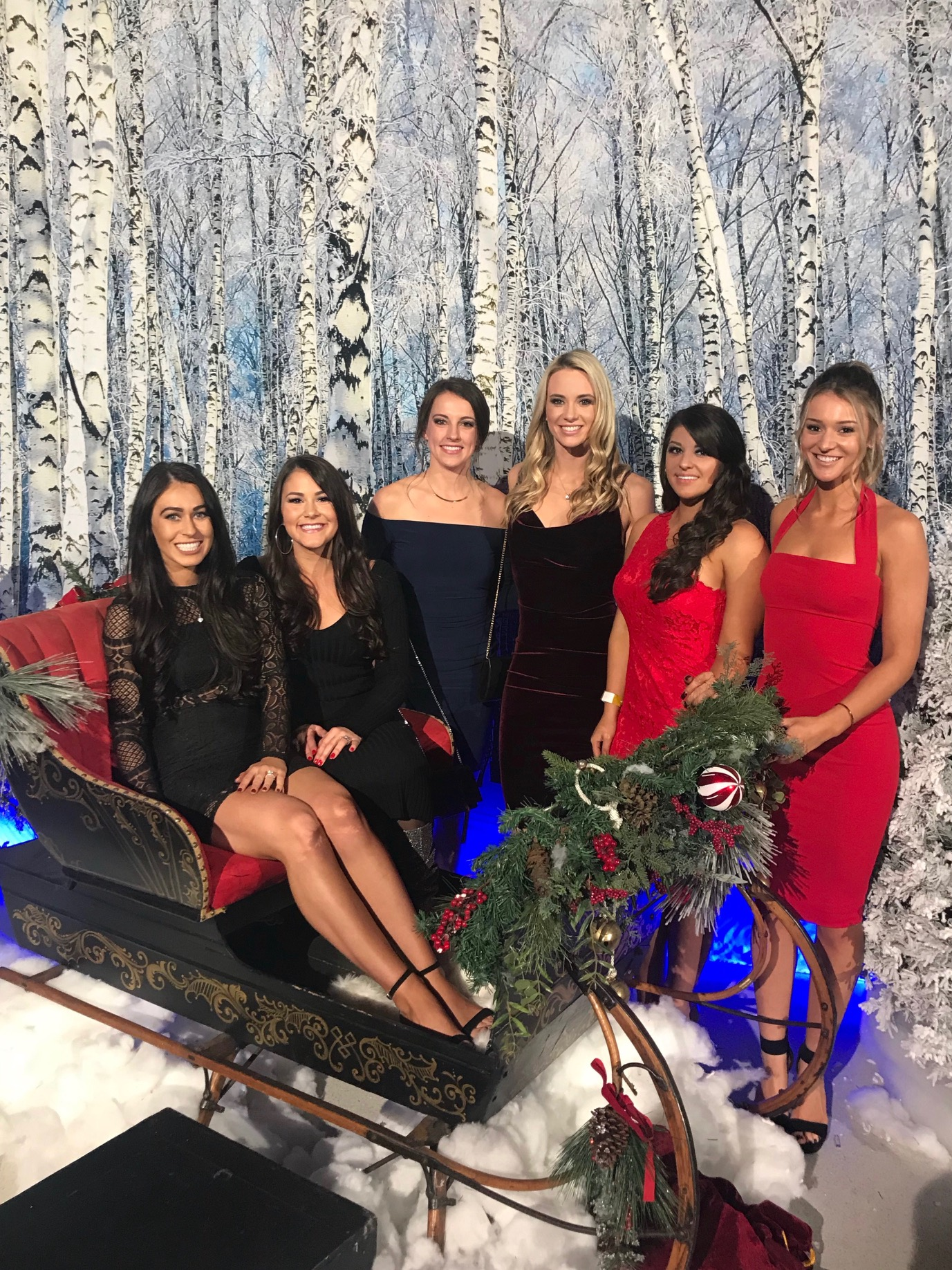 49ers Christmas Party - Beyond Casual B