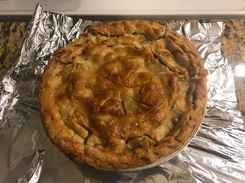 apple pie recipe - beyond casual b