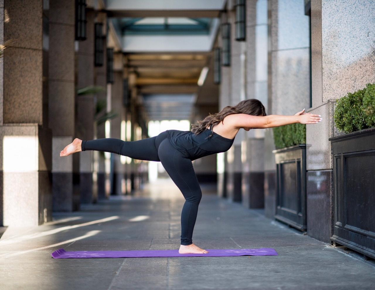 CorePower Yoga - beyond casual b