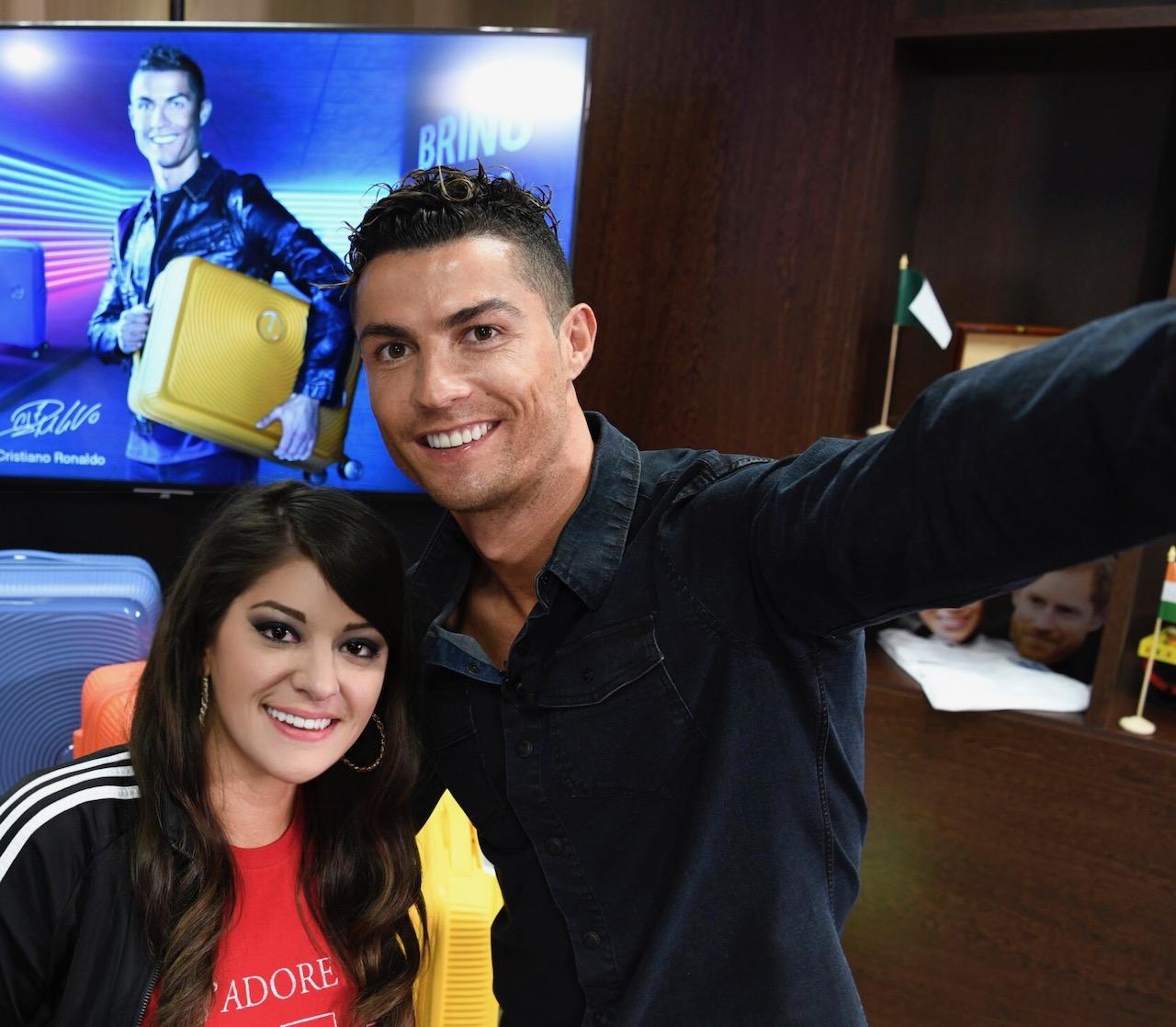 Santiago Bernabeu Stadium - Madrid Spain - Real Madrid - Beyond Casual B - Cristiano ronaldo