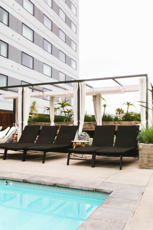 Kimpton Everly Hotel Hollywood California