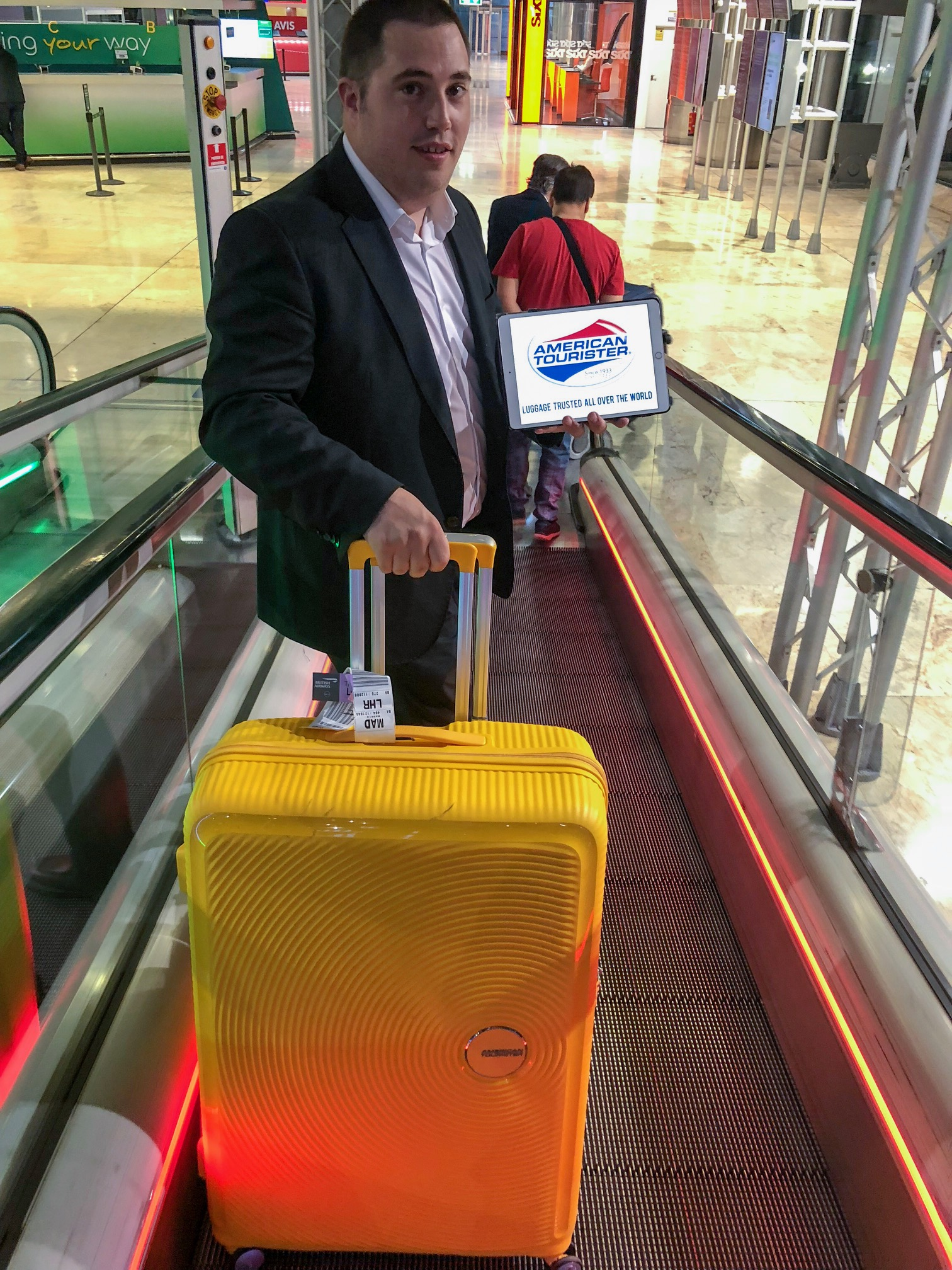 American Tourister - Beyond Casual B - Madrid Spain