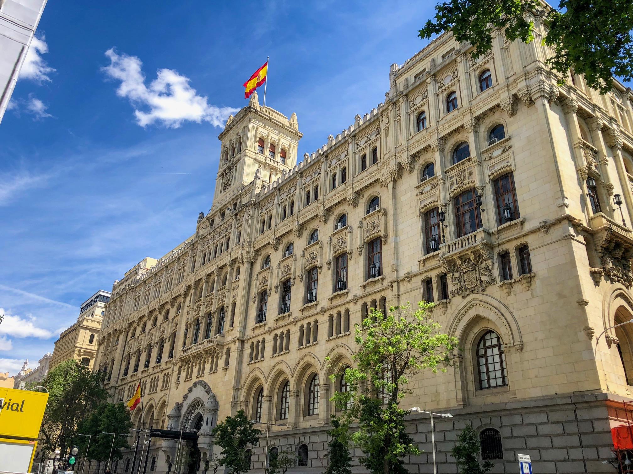 Madrid, Spain - Beyond Casual B