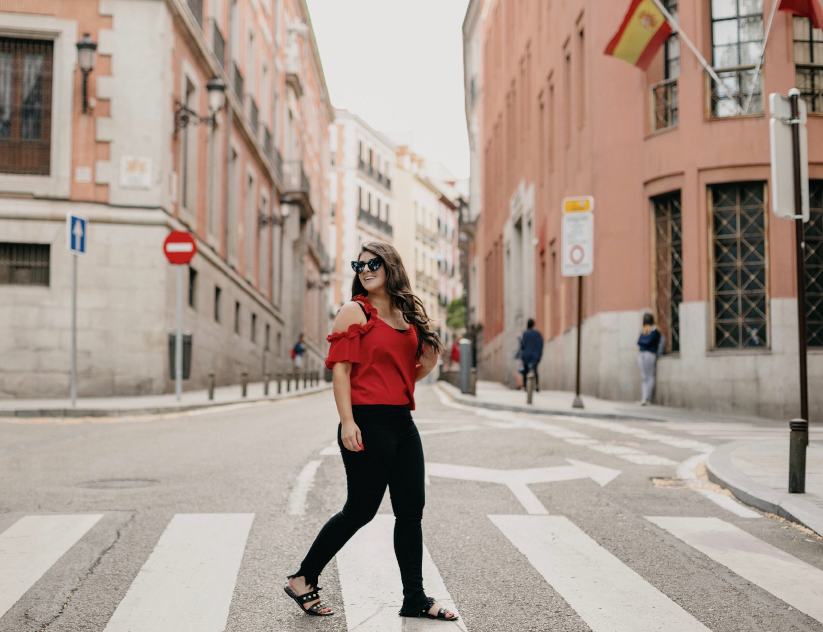 street style in madrid spain