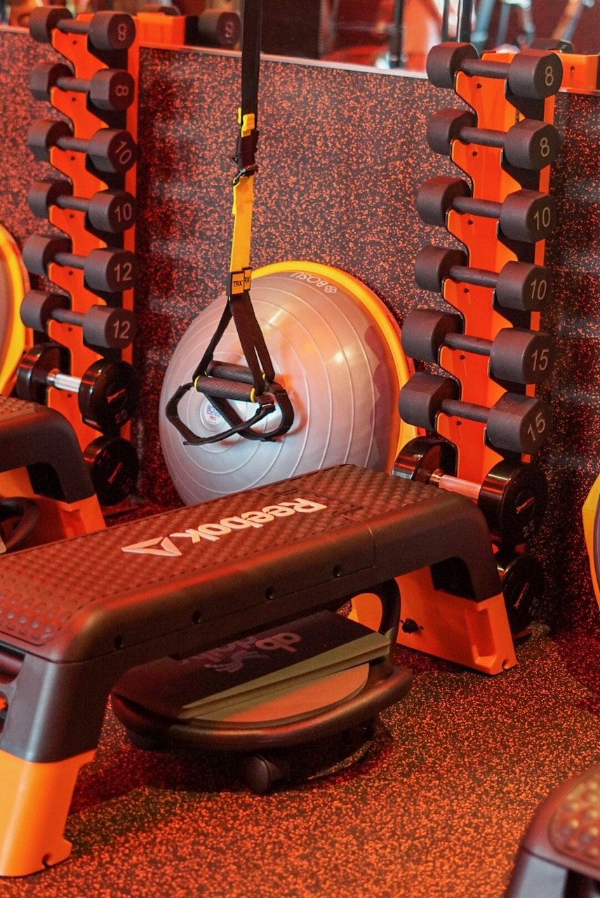 Orangetheory fitness - Beyond Casual B