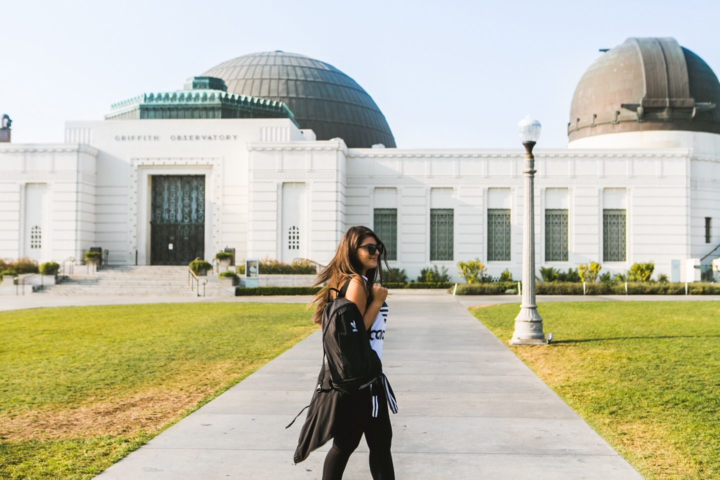 adidas - griffith observatory - los angeles