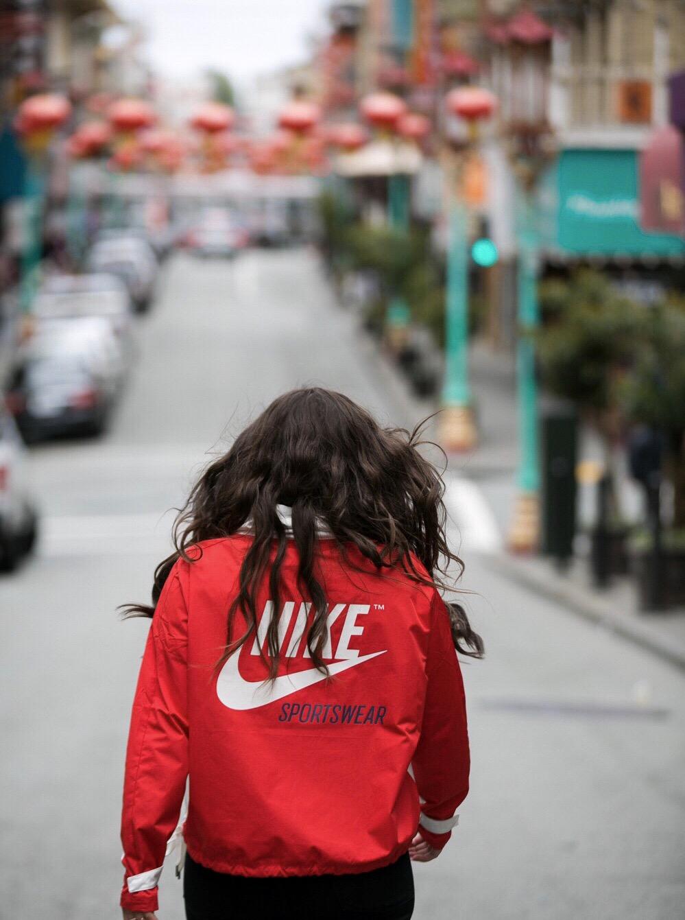 Fall Style - Nike