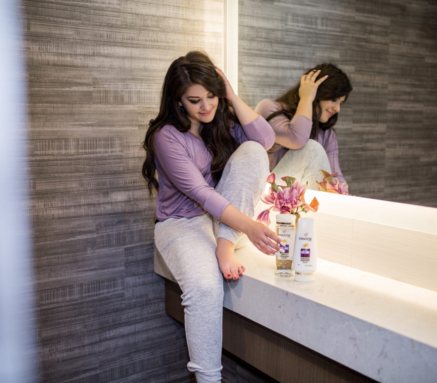 My 14 Day Challenge With Pantene
