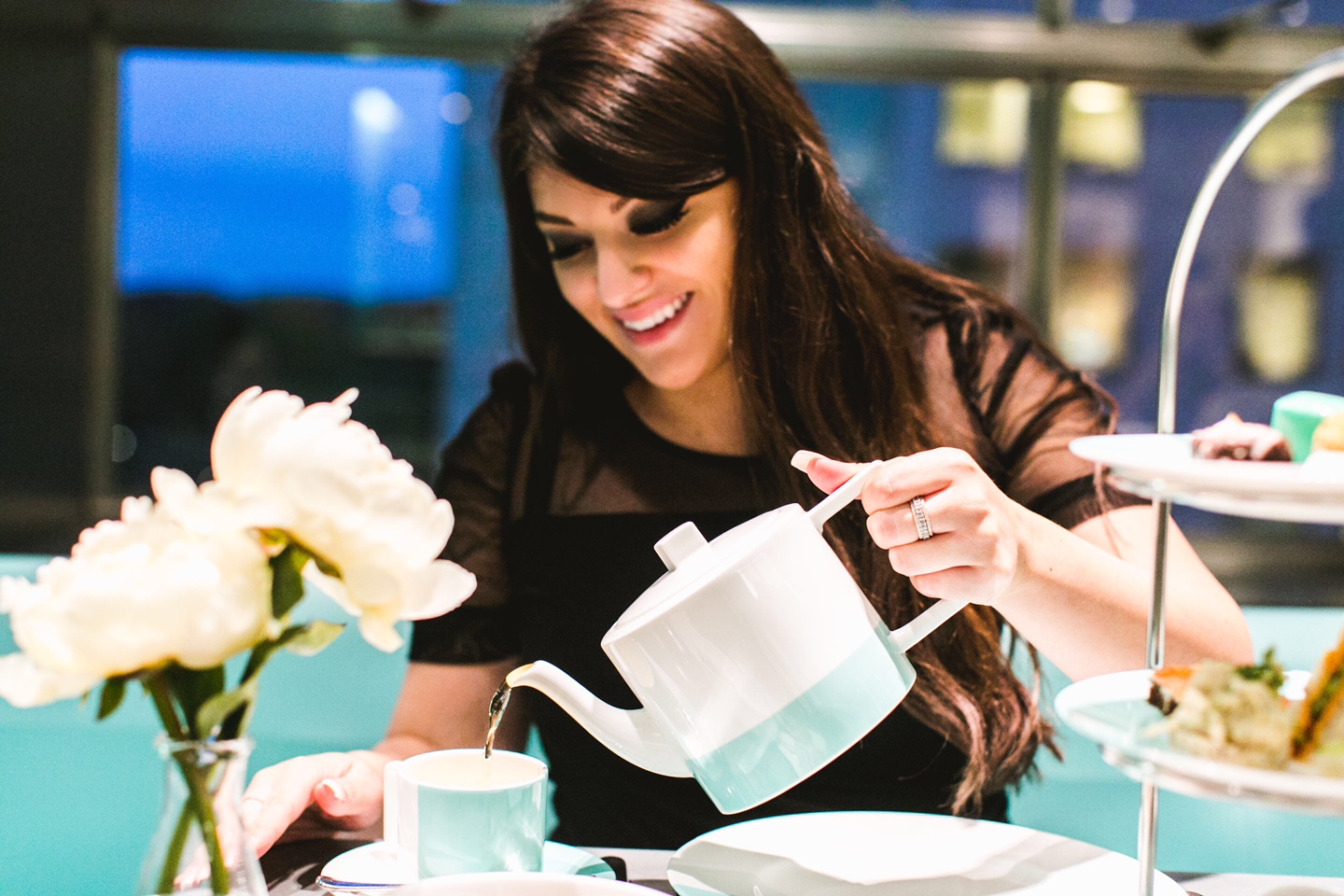 The Blue Box Cafe NYC - Tiffany & Co
