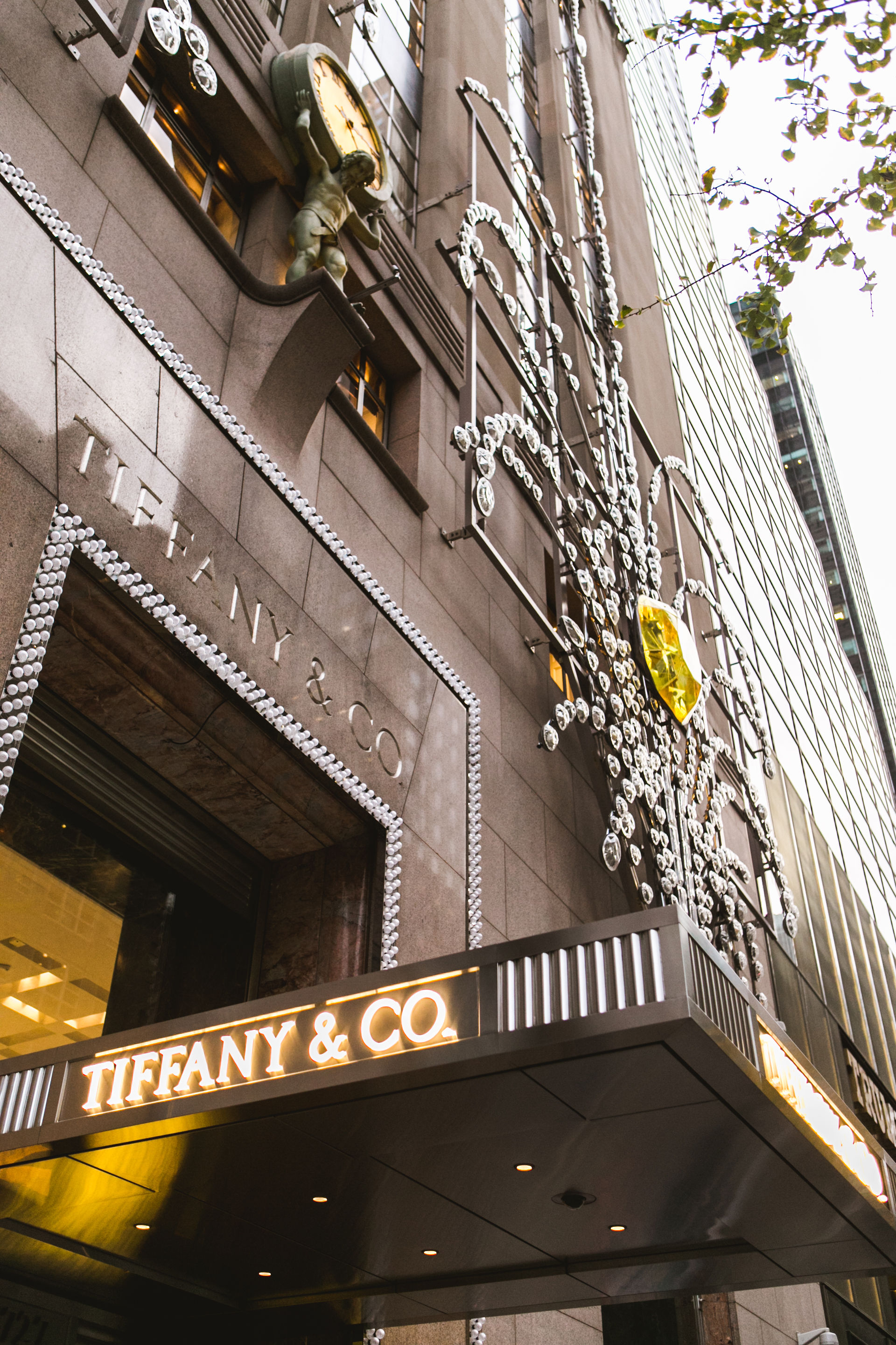 Blue Box Cafe NYC - Tiffany & Co