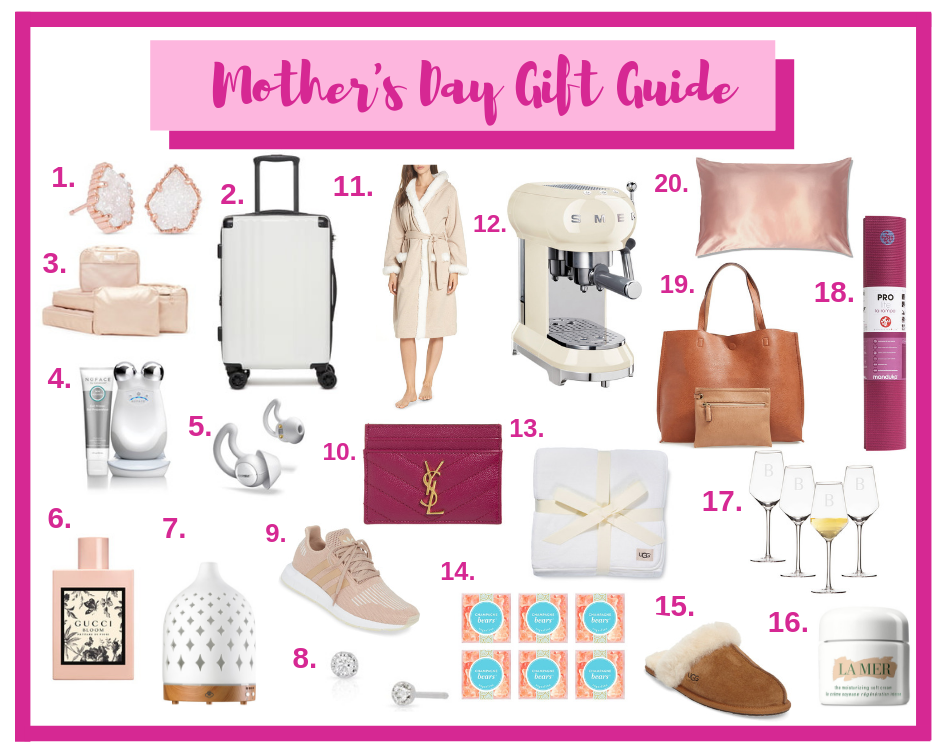 Mother's Day Gift Guide 2019 + Happy Cards Giveaway!