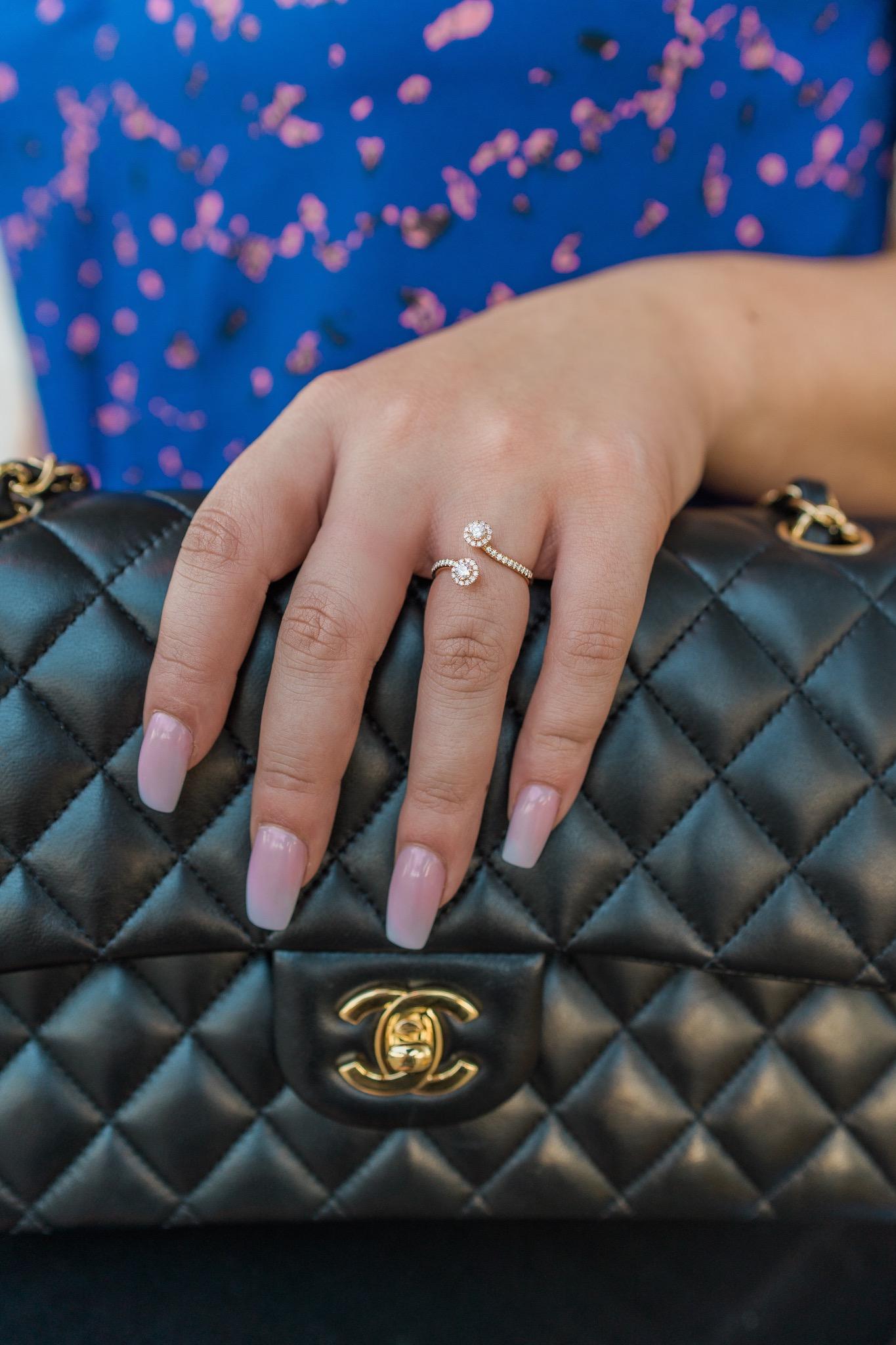 Diamond Ring Giveaway - Kaira Jewelry