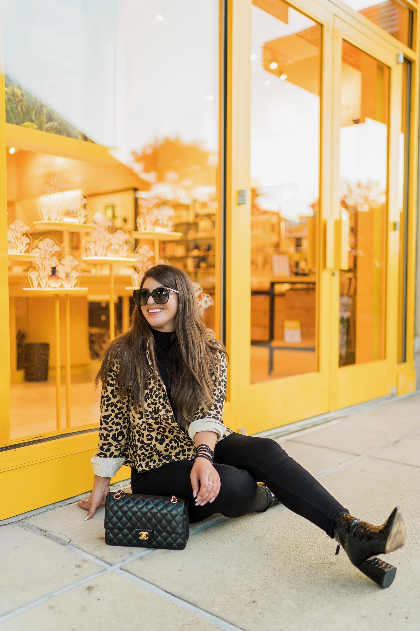 leopard print - lulus - beyondcasualb