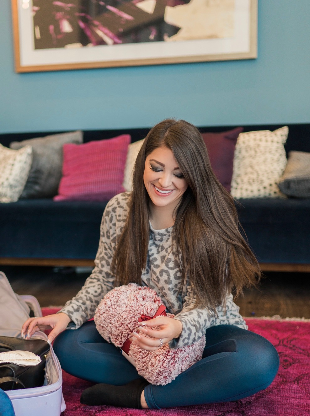 Comfy, Cozy, Loungewear To Brighten Up Your Day!