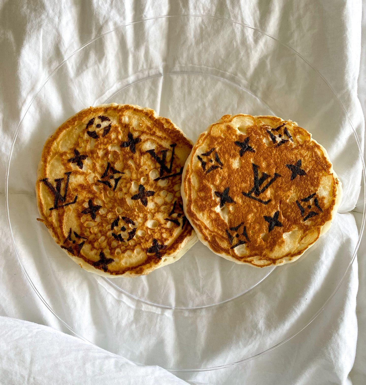 Louis Vuitton Pancakes - beyond casual b
