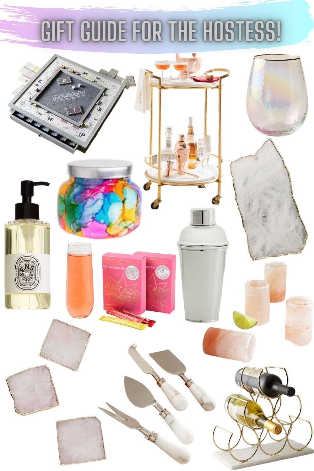 2020 Gift Guide For The Hostess!