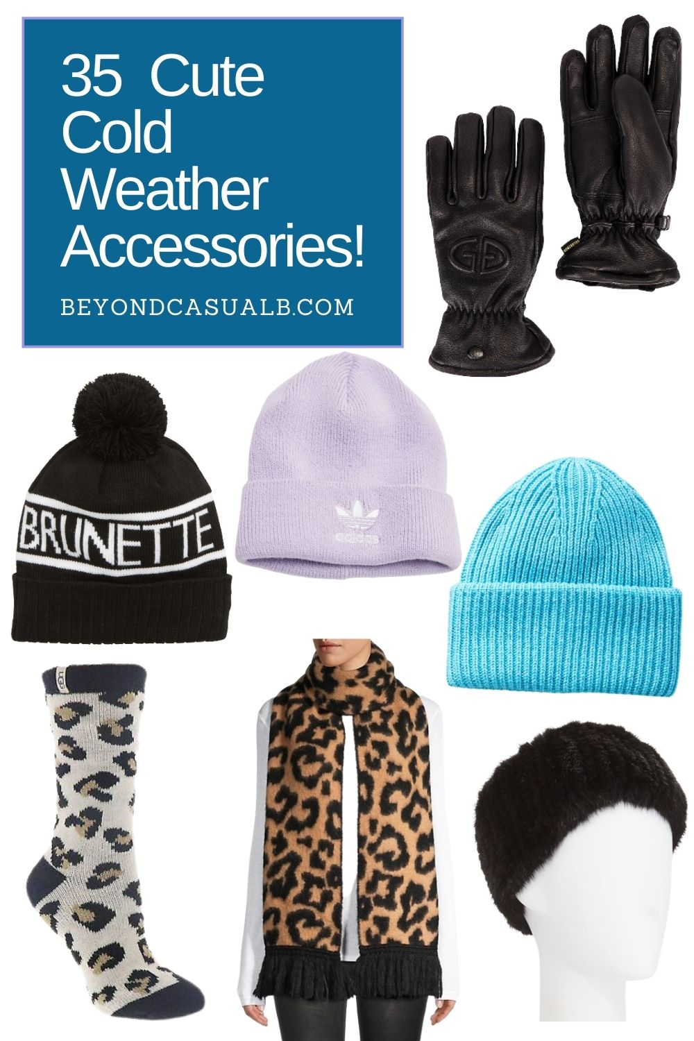 35 Cute Cold Weather Accessories