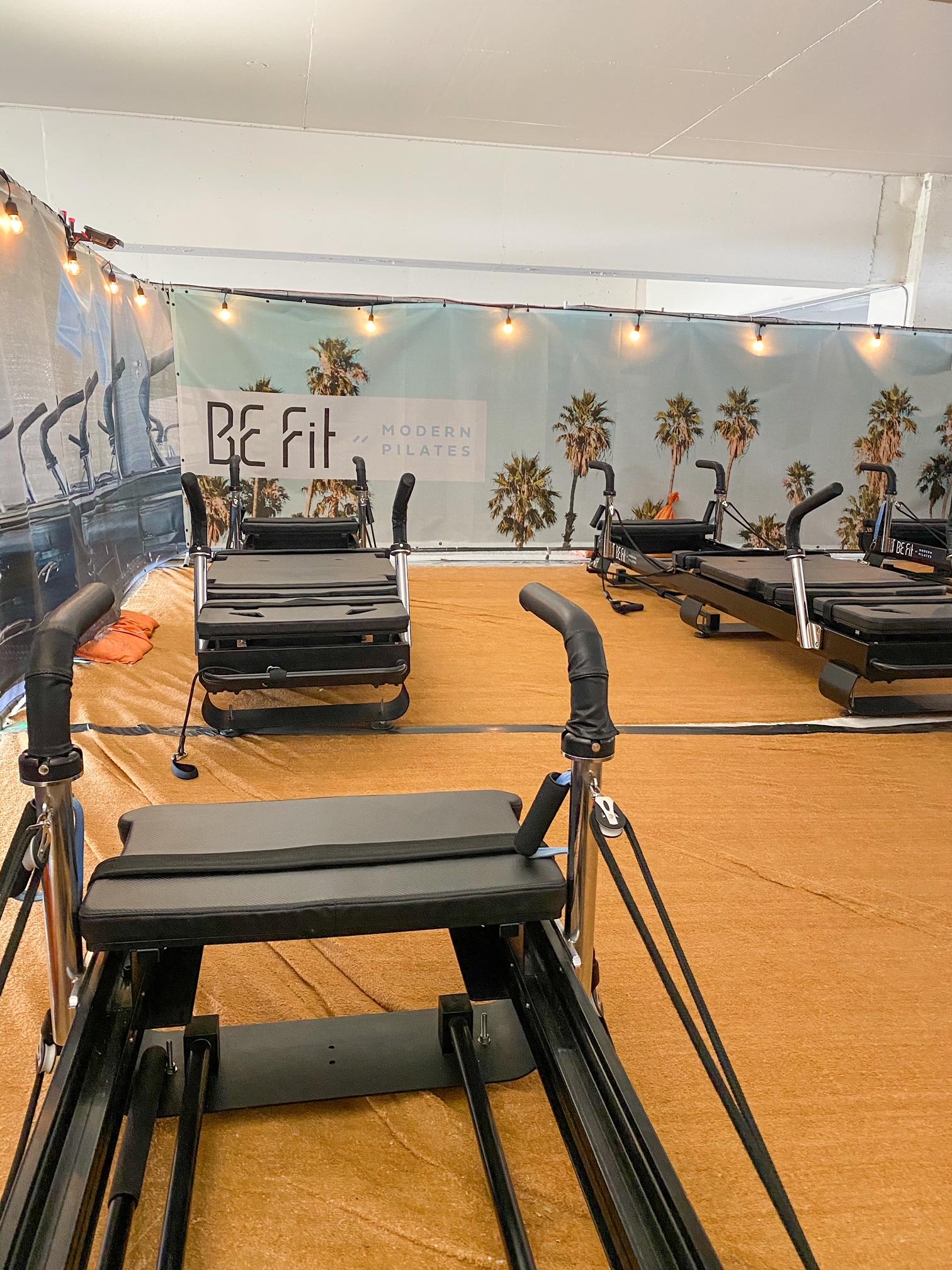 befit modern pilates - beyond casual b